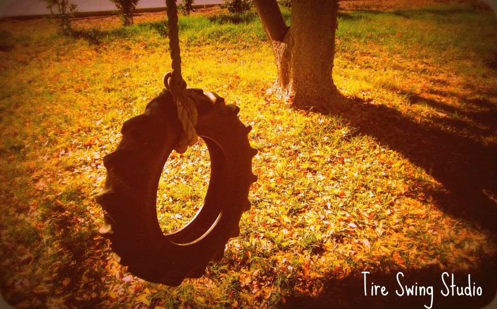 Tire Swing Image